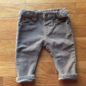 Other - Zara baby boy corduroy pants
